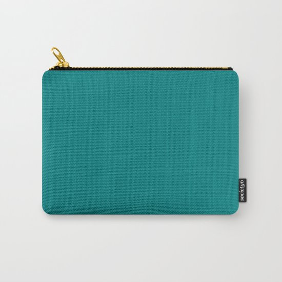 (Teal) Carry-All Pouch