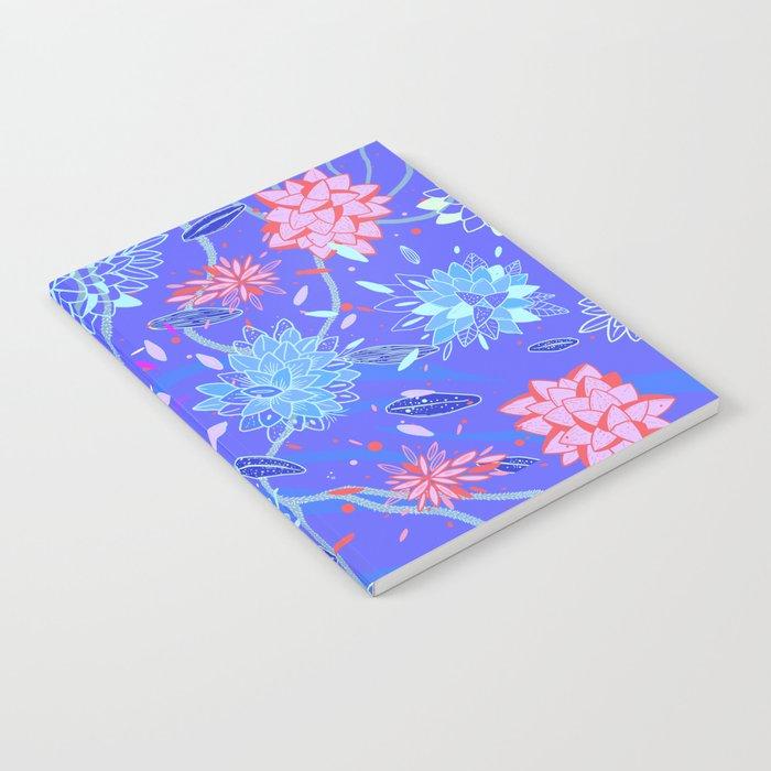 Heroinax Freaky Flowers Notebook