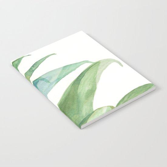 Botanical vibes 03 Notebook