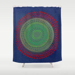 Dotto 6 Shower Curtain