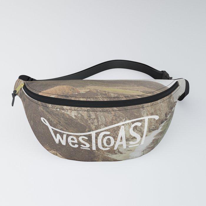 West Coast - BigSur Fanny Pack