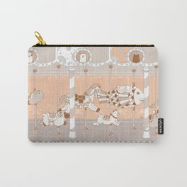 The Unpluged Amusement Park Carry-All Pouch
