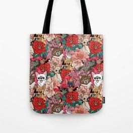 Because Chihuahua Tote Bag