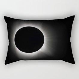 Totality Rectangular Pillow