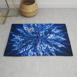 Resting - Point Rug