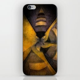 escape the hive iPhone Skin