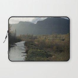 Columbia Gorge at Dawn Laptop Sleeve