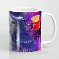 marceline Mugs featuring Marceline by Sara Eshak