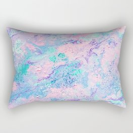 Enif - Abstract Costellation Painting Rectangular Pillow