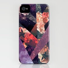 ROSES IN THE GALAXY iPhone (4, 4s) Slim Case