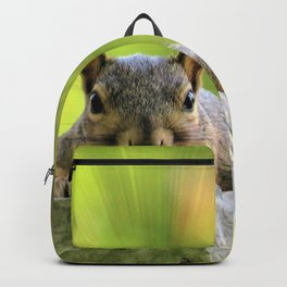 Relaxed Squirrel Backpack