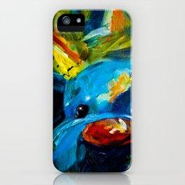 Bub 012 iPhone Case
