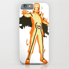 Boruto-Naruto iPhone Case