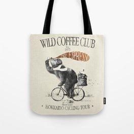 WCC1973-kuma Tote Bag