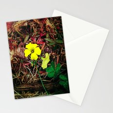 Only when there is sun Stationery Cards