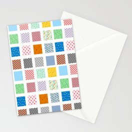 Pattern Collection:16 themed patterns Stationery Cards