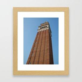 Tower 2 Framed Art Print