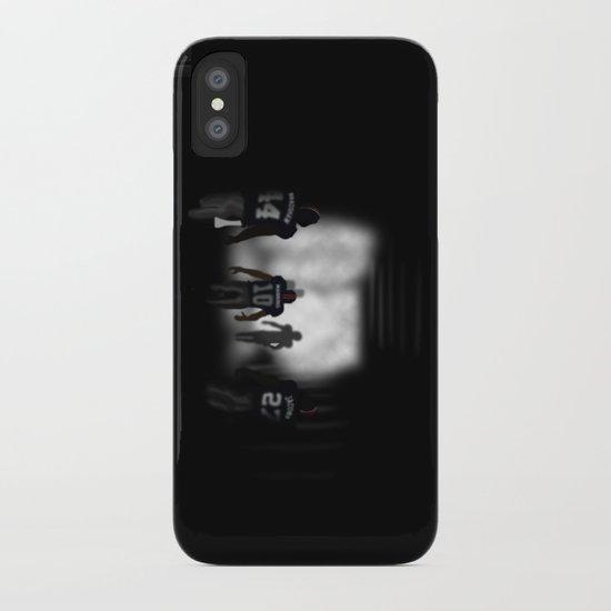 NY Giants Super Bowl XLVI iPhone Case