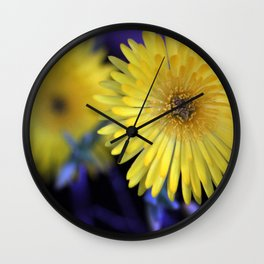 Nice Ice...Plant Wall Clock