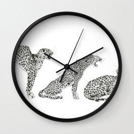 ywaaaaaaan Wall Clock
