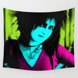 Siouxsie Sioux Wall Tapestry