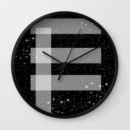 Far, far away Wall Clock