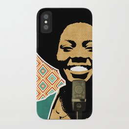 The Soul Diva iPhone Case