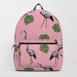 A Flock of Dead Flamingos Backpack