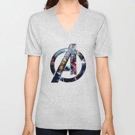 The Avengers 2 Unisex V-Neck