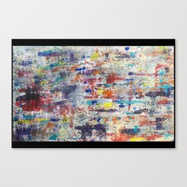 NOTHING EVEN MATTERS Canvas Print