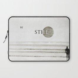Be Still Laptop Sleeve
