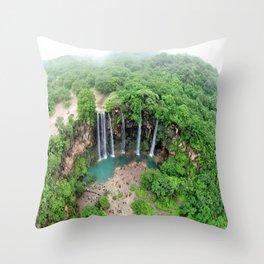 Salalah Oman 2 Throw Pillow