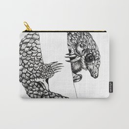 Pangolin Carry-All Pouch