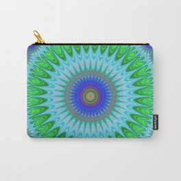 Happy star mandala Carry-All Pouch