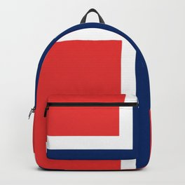 Norwegian Flag Backpack