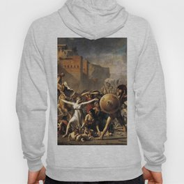 The Intercession of the Sabine Women Hoody