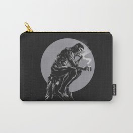 The thinker coffee Carry-All Pouch