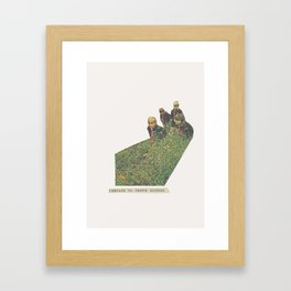 Tenth Edition. Framed Art Print