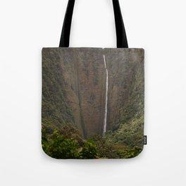 Hi'ilawe Falls Tote Bag