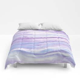 Abstract textile Comforters