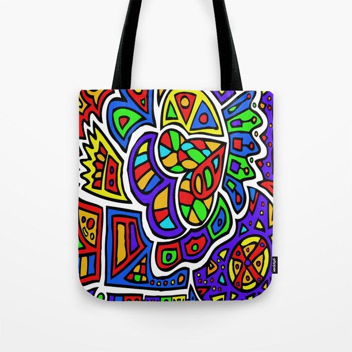 Abstract #426 Tote Bag