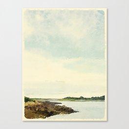 Cape Porpoise, Maine Canvas Print