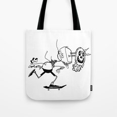 Don't be an idiot Tote Bag