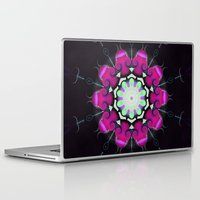 neon Laptop & iPad Skins featuring Neon by IowaShots