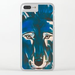 A Kindred Spirit Clear iPhone Case