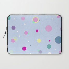 SWEET CANDY BLUEBERRY Laptop Sleeve
