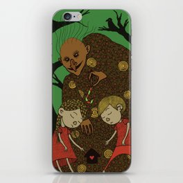 Hänsel & Gretel iPhone Skin