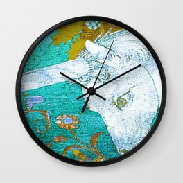 I promise to be true Wall Clock