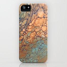 Patina iPhone Case