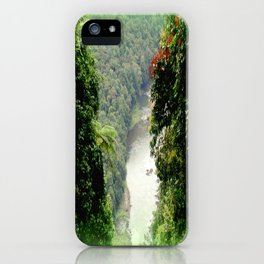 Crawford's Lookout - Cairns Hinterland iPhone Case